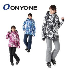 オンヨネ ONYONE スキーウェア 上下セット レディース SKI ST ONS81530