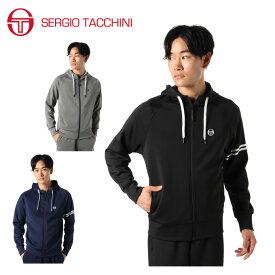 セルジオ タッキーニ SERGIO TACCHINI テニスウェア スウェットジャケット メンズ ジャージJKT ST530315I55