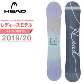 ヘッド HEAD スノーボード 板 レディース ピュア PURE