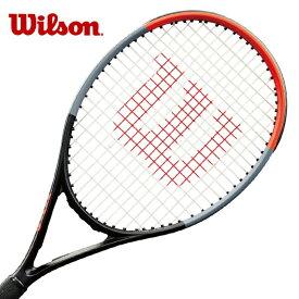 ウイルソン Wilson 硬式テニスラケット 張り上げ済み ジュニア CLASH 26 クラッシュ26 WR009010S
