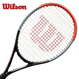 ウイルソン Wilson 硬式テニスラケット 張り上げ済み ジュニア CLASH 25 クラッシュ WR016210S
