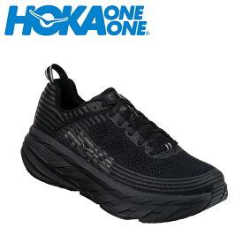 ホカ オネオネ HOKA ONEONE ランニングシューズ レディース ボンダイ6 BONDI 6 WIDE 1019272 BBLC