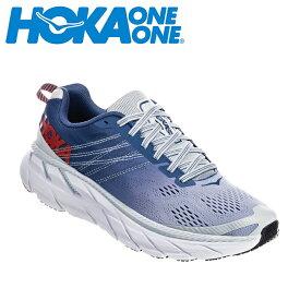ホカ オネオネ HOKA ONEONE ランニングシューズ レディース CLIFTON 6 クリフトン 1102873 PAMB