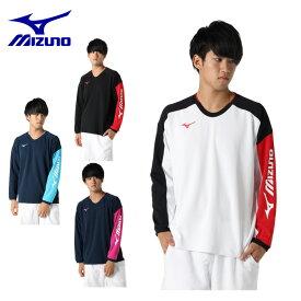 ミズノ テニスウェア スウェットトレーナー メンズ スウェットシャツ 62JC9Z52 MIZUNO
