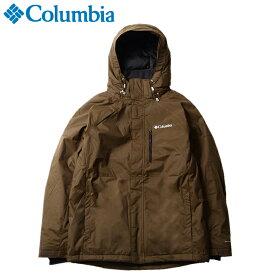 コロンビア スノーボードウェア ジャケット メンズ シャスタスロープジャケット EE0904-319 Columbia