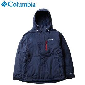 コロンビア スノーボードウェア ジャケット メンズ シャスタスロープジャケット EE0904-464 Columbia