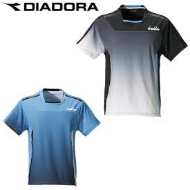 ディアドラ DIADORA テニスウェア ゲームシャツ メンズ レディース コンペティションシャツ DTG9380