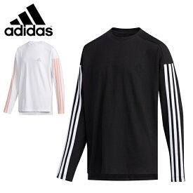 アディダス Tシャツ 長袖 ジュニア SPORT ID ロングスリーブTシャツ FYQ34 adidas