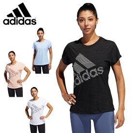 アディダス Tシャツ 半袖 レディース M4T BOS ロゴ Tシャツ FWQ24 adidas