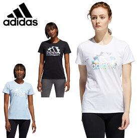 アディダス Tシャツ 半袖 レディース MH オーロラ Tシャツ FYI37 adidas