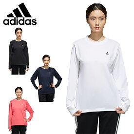 アディダス Tシャツ 長袖 レディース MH CL LS T FYI90 adidas