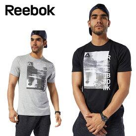 リーボック スポーツウェア 半袖 メンズ GS フォトプリントTシャツ FVM41 Reebok