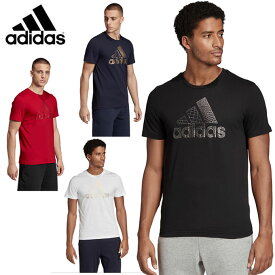 アディダス スポーツウェア 半袖 メンズ M MUSTHAVES BADGE OF SPORTS マストハブ バッジ フォイルTeeシャツ FYI04 adidas