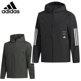 アディダス ウインドブレーカー ジャケット メンズ M ID ウインドハイブリッドジャケット 中綿 FYK25 adidas
