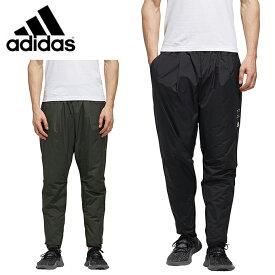 アディダス ウインドブレーカー パンツ メンズ ID ウインドハイブリッドパンツ 中綿 FYK26 adidas