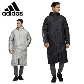 アディダス ロングコート メンズ Long 3-Stripes Parka GDT81 adidas