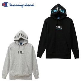 【基本送料無料 3/6 8:59まで】 チャンピオン Champion スウェットパーカー メンズ レディース E-MOTION C3-QB111