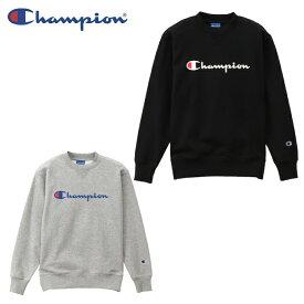 チャンピオン Champion スウェットトレーナー ジュニア キッズ クルーネックスウェットシャツ E-MOTION CK-QB021