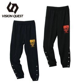 ビジョンクエスト VISION QUEST スウェットパンツ ジュニア 裾ボタン VQ570404I02