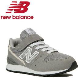 ニューバランス YV996 YV996CGY ジュニアシューズ ジュニア new balance