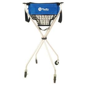 kookii(クッキー) テニス ボールかご テニス用ボールキャリー 折畳式キャスター付き SPJ-001-02