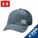 アンダーアーマー キャップ 帽子 メンズ UAブリッツィング トラッカー3.0 トレーニング MEN 1305039-013 UNDER ARMOUR