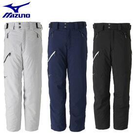 ミズノ スキーウェア パンツ メンズ フリースキーパンツ Z2MF9340 MIZUNO