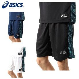 アシックス バスケットボール パンツ メンズ レディース AWCプラクティスパンツ 2063A083 asics