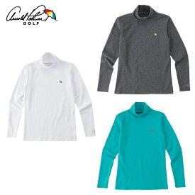 アーノルドパーマー arnold palmer ゴルフウェア 長袖シャツ レディース ハイネック長袖シャツ AP220402I04