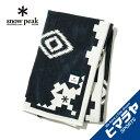 【ポイント5倍 6/17 9:59まで】 スノーピーク ブランケット SP × PENDLETON Towel Blanket タオルブランケット SI-19…