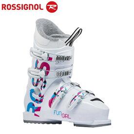 ロシニョール ROSSIGNOL ジュニアスキーブーツ FUN GIRL J4 ファンガール J4 RBI5080