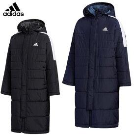 アディダス ベンチコート ジュニア MH コート FYQ40 adidas