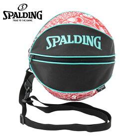 スポルディング バスケットボール バッグ BALL BAG SCANDINAVIAN RED ボールバッグ スカンジナビアンレッド 49-001SRD SPALDING