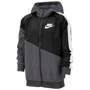 ナイキ ウインドブレーカー ジャケット ジュニア Sportswear スポーツウェア BV3646-010 NIKE