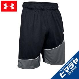 アンダーアーマー バスケットボール パンツ メンズ Baseline 10in ベースライン 25cm ショーツ 1343004 001 UNDER ARMOUR