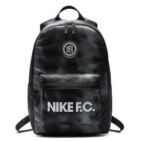 ナイキ バックパック メンズ レディース Nike F.C. BA6109-010 NIKE