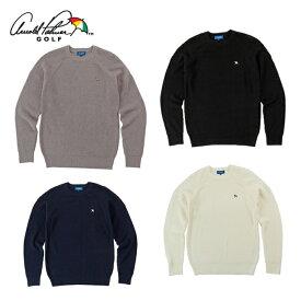 アーノルドパーマー arnold palmer ゴルフウェア セーター メンズ クルーネックセーター AP220204I03