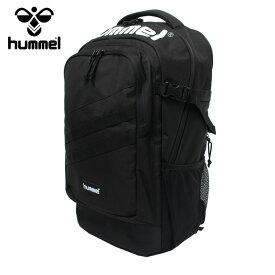 【ポイント5倍 10/17 8:59まで】 ヒュンメル hummel バックパック メンズ レディース 拡張型 保冷保温バックパック HFB6127-90