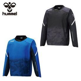 ヒュンメル hummel サッカーウェア ジュニア ピステトップ 裏起毛ピステトップ HJW4188