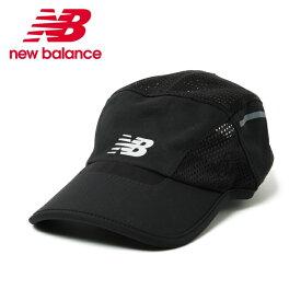 ニューバランス キャップ 帽子 メンズ NB HANZO ハイパフォーマンスキャップ JACR9703 BK new balance