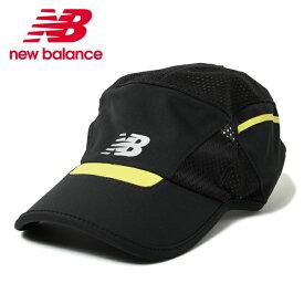 ニューバランス キャップ 帽子 メンズ NB HANZO ハイパフォーマンスキャップ JACR9703 SYE new balance