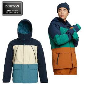 バートン BURTON スノーボードウェア ジャケット メンズ Breach Insulated Jacket 101801 401