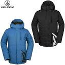 ボルコム VOLCOM スノーボードウェア ジャケット メンズ 17Forty Ins Jacket G0452010