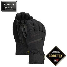 バートン スノーボードグローブ ゴアテックス インナー付 メンズ タッチスクリーン対応 アンダーグローブ Under Glove 103541 001 BURTON スノーグローブ スノーボード スノボ グローブ