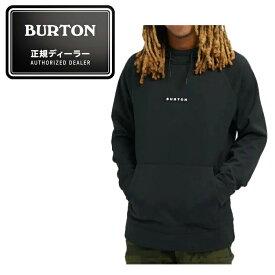 バートン BURTON スキー スノーボード パーカー メンズ Crown Bonded Pullover Hoodie クロウン ボンデッド プルオーバー フーディー 108911 002