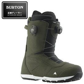 バートン BURTON スノーボードブーツ ダイヤルタイプ メンズ Ruler Boa Wide ルーラー ボア ワイド 214261