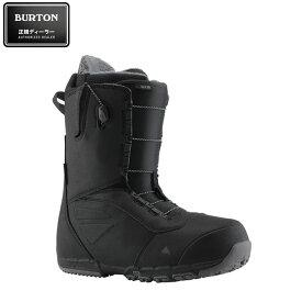 バートン BURTON スノーボードブーツ ひもタイプ メンズ Ruler Wide ルーラー ワイド 131751 BK