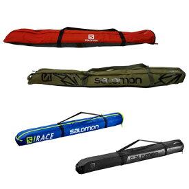サロモン スキーケース メンズ 対応スキー板サイズ 155〜175cm迄 1本用 JP EXTEND 1PAIR 155+20 SKIBAG salomon