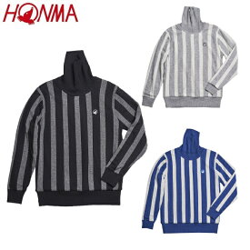 本間ゴルフ HONMA ゴルフウェア セーター メンズ タートルセーター 951-733213
