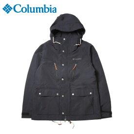 コロンビア アウトドア ジャケット メンズ ビーバークリーク JK PM5689 010 Columbia